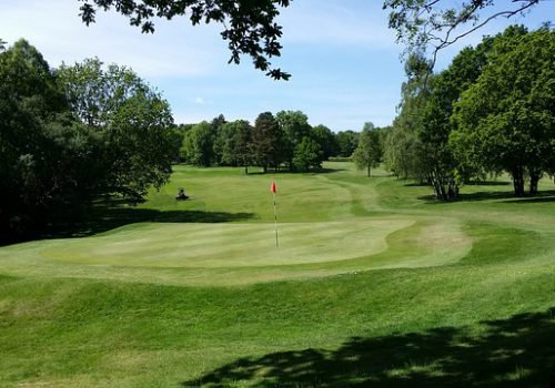 Golftoernooi met cliënten